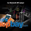 EARLDOM BLUETOOTH CAR CHARGER 2 USB ET-M10