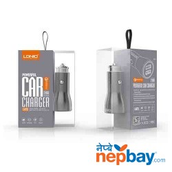LDNIO HIGH SPEED CAR CHARGER, QUALCOMM QC3.0 QUICK CHARGE 2 USB