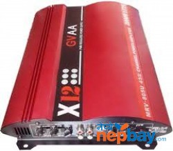 GVAA 4/3/2 Channel MRV-805U With USB Port Multi Class A Car Amplifier