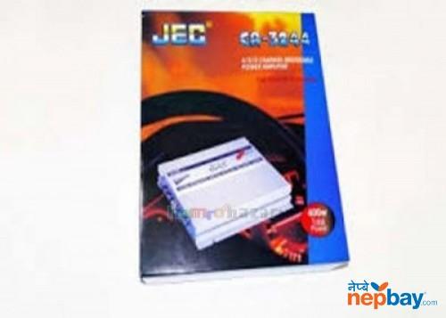 Jec Ca-3244, 400watts 4channel Car Amplifier