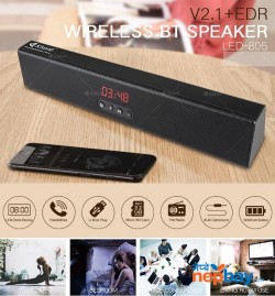 Kisonli LCD 805 Wireless Bluetooth Speaker