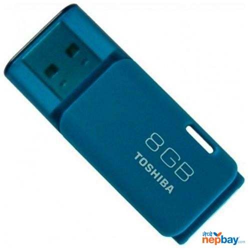 Toshiba 8 GB 2.0 USB Pendrive