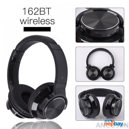 Wireless Overhead Wireles MDR Headphones - 162BT