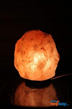 Natural shape Himalayan Salt Lamp