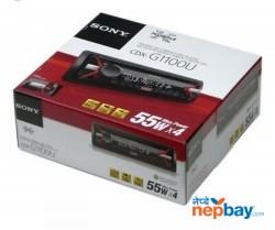 SONY CDX-G1100U 4 x 55W Car Stereo CD MP3 Radio USB AUX