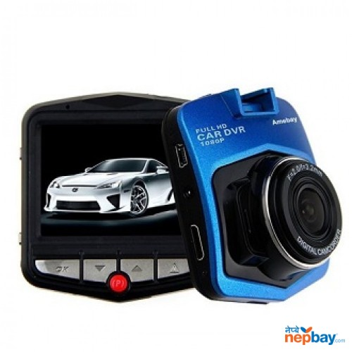 Full HD 1080P Car DVR Vehicle Camera Dash Cam Night Vision Video Recorder