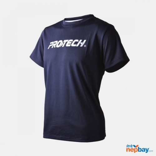 RNZO33(Black silver) Sports T-shirt