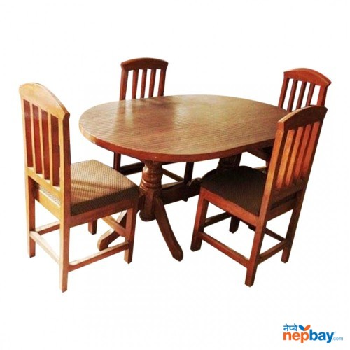 Daning Table 4 Chair
