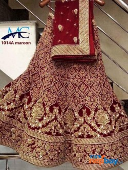 Bridal ready-made lehenga