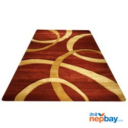 Decorative Abstract Large Floor Rug For Living Room - 180cm x 270cm