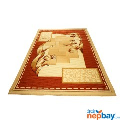 Decorative Tulip Large Floor Rug For Living Room - 160cm x 230cm