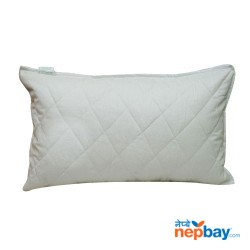 "High Quality Soft Touch Pillow Protector 17"" x 27"""
