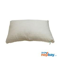 "High Quality Korean Fiber Pillow - 17"" x 27"""