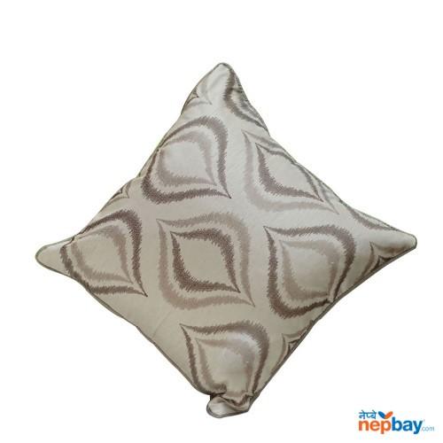 "16"" x 16"" Decorative White Cushion Cover 5 Pcs"