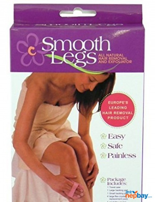Smooth Legs (Hair removing pad)
