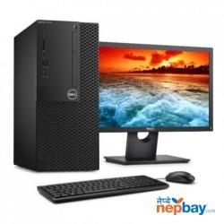 """Dell Optiplex 3050 - Core I5 7500 3.4 Ghz - 8 Gb - 1 Tb - 21"""" Screen"""