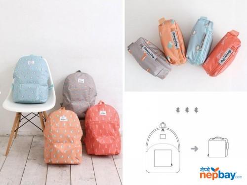 Korean Weekeight Backpack