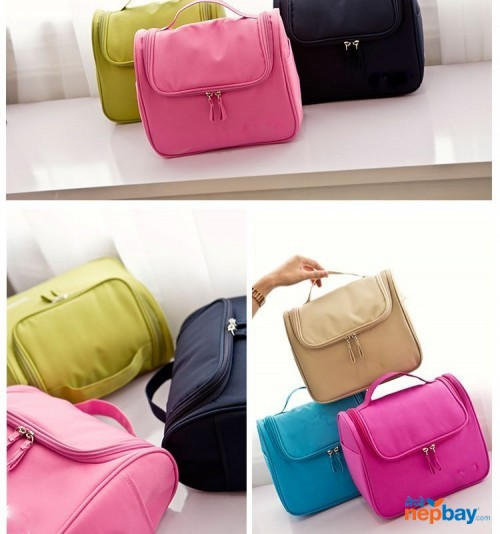 Travel Toiletry & Cosmetic Bag