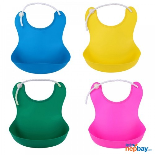 Waterproof Food Catcher Bibs
