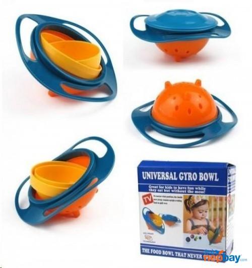 Non Spill Baby Feeding Bowl