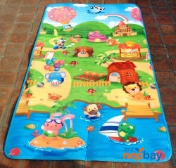 Baby Play Mat with heat insulation (4' x 6')