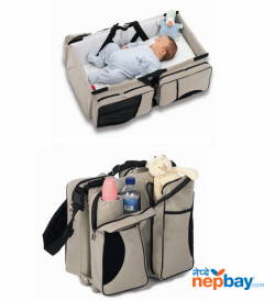 Portable Foldable Baby Travel Bed