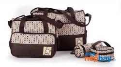 Baby Nursing Diaper Bag 5 Pcs set