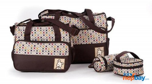 Baby Nursing Diaper Bag 5 Pcs set