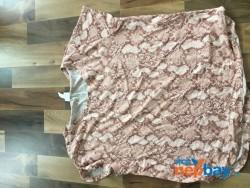 Skin print tshirt