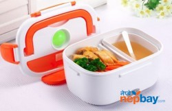 Portable Electric Lunch Box With Removable