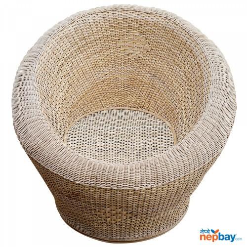 Beth Apple Single Sofa - Comfy Sofa