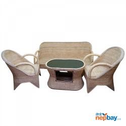 Beth Kula Sofa Set - 5 Seater Sofa