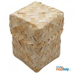 Bamboo Tea Pot