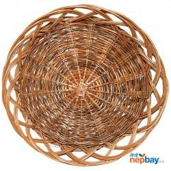 Kashmiri Cane Basket