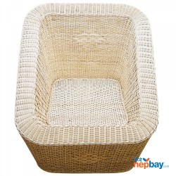 Beth Box Sofa - Single Sofa