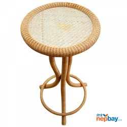 Beth Corner Stand Table - Indoor & Outdoor Table