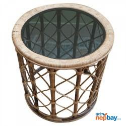 Beth Round Tea Table - Indoor & Outdoor Table