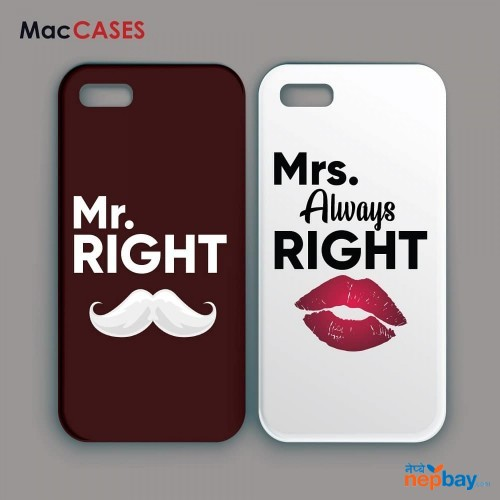 Customized Mobile Cases for Couples