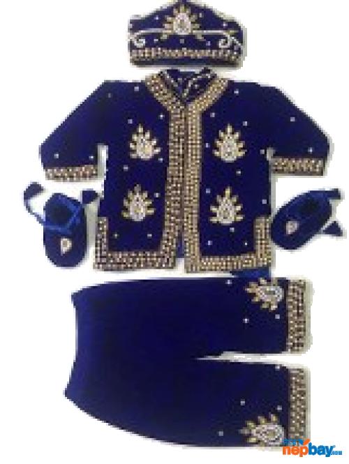 Pasni Dress – Blue Horizon