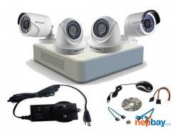 FULL SET OF FOUR CCTV CAMERA