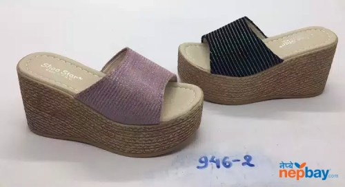 Wedges heel