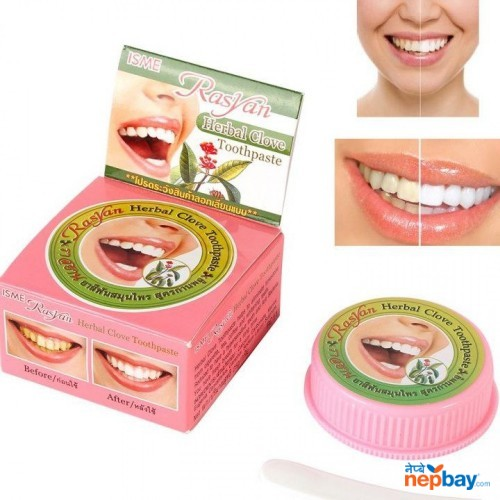Teeth Cleaning Kit (100% Herbal Toothpaste )