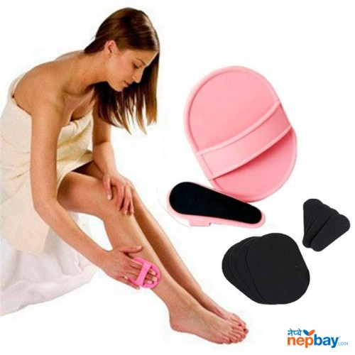 Smooth Legs Pad Hair Remover Pad