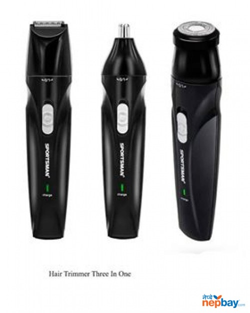 Hair Trimmer 3 In 1