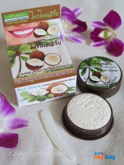 Coconut Extract Herbal Toothpaste