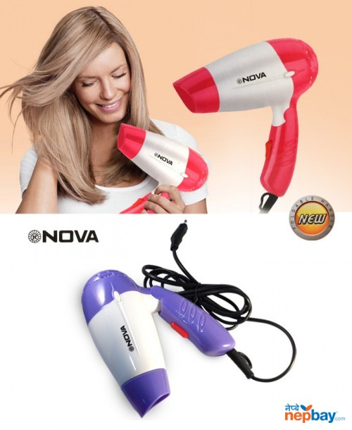 Nova Mini Fold Able Hair Dryer