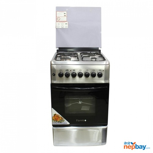 Ferre Free Standing Cooker-F5S31GE-LR
