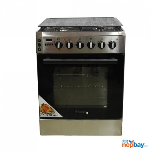 Ferre Free Hand Standing Cooker-F6IP31GE-LR