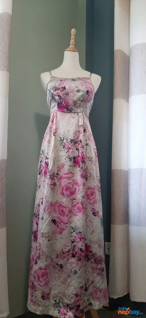 Floral Gown