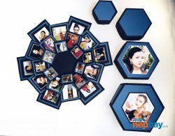 Hexagonal Explosion Box